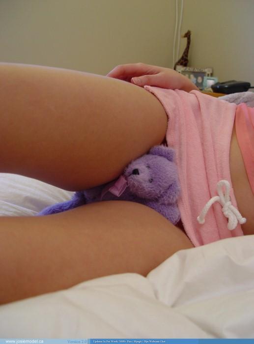 Смотреть секс с подушкой
